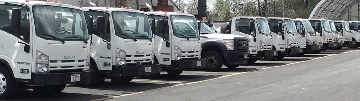 Available Street Sweeping Equipment