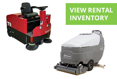 Parking Lot Sweeping, Street Sweeping, Equipment Sales