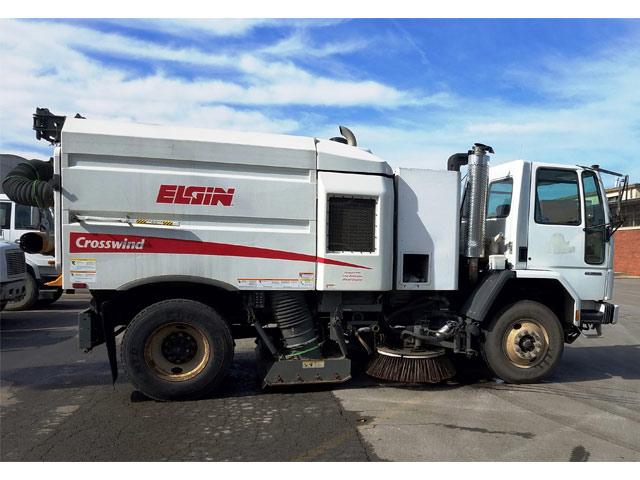 Buy Used 2007 Elgin Crosswind Sweeper 2007 Contract